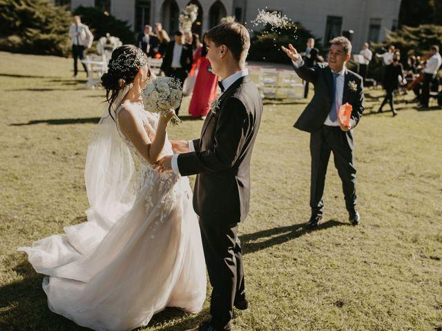 El casamiento de Christian y Madeleine en Lobos, Buenos Aires 42
