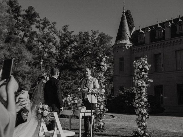 El casamiento de Christian y Madeleine en Lobos, Buenos Aires 43