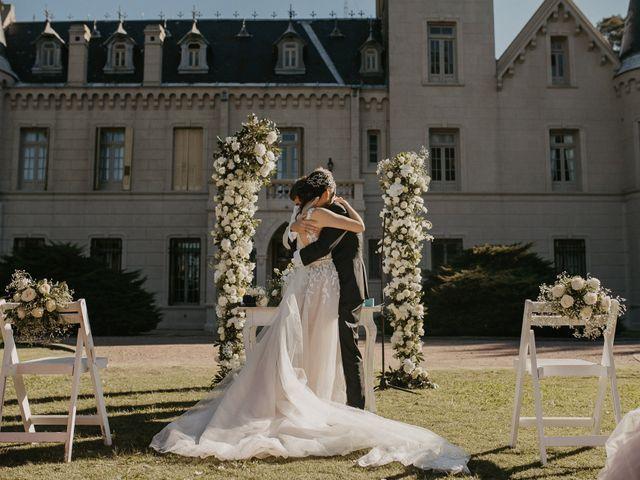 El casamiento de Christian y Madeleine en Lobos, Buenos Aires 45