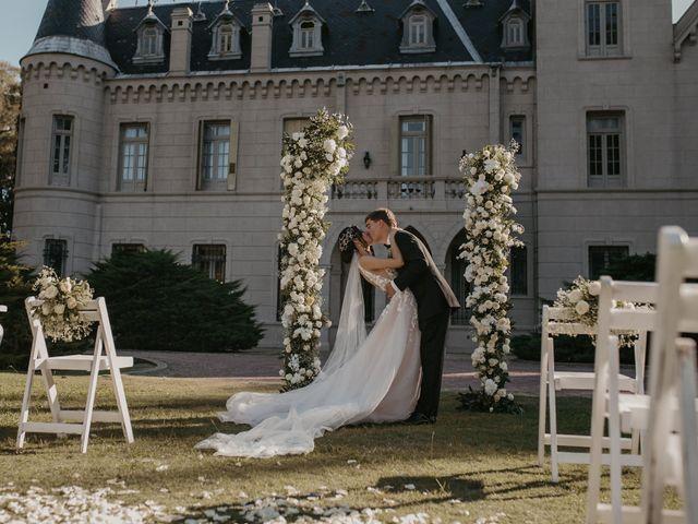 El casamiento de Christian y Madeleine en Lobos, Buenos Aires 48