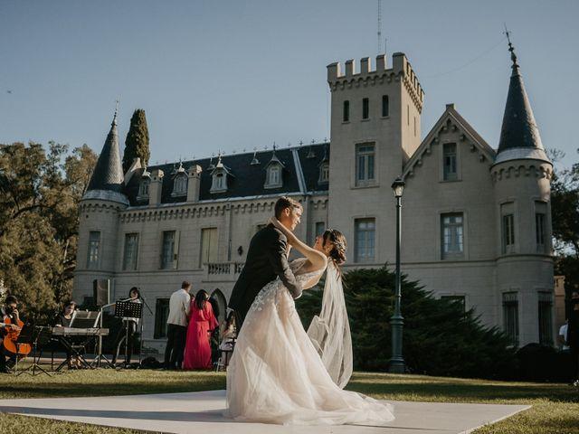 El casamiento de Christian y Madeleine en Lobos, Buenos Aires 50