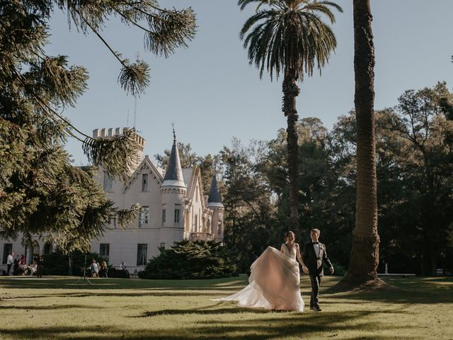 El casamiento de Christian y Madeleine en Lobos, Buenos Aires 51