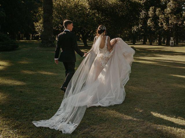 El casamiento de Christian y Madeleine en Lobos, Buenos Aires 52