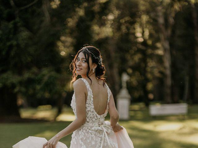 El casamiento de Christian y Madeleine en Lobos, Buenos Aires 2