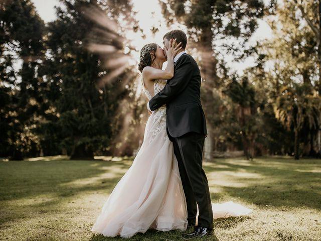 El casamiento de Christian y Madeleine en Lobos, Buenos Aires 57