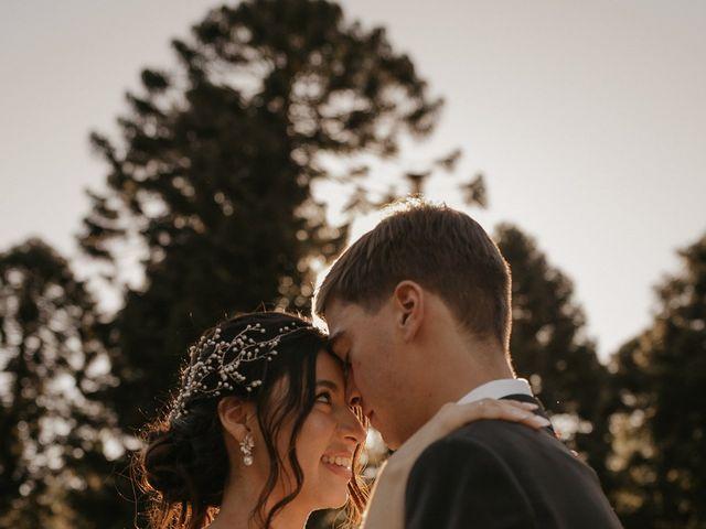 El casamiento de Christian y Madeleine en Lobos, Buenos Aires 61