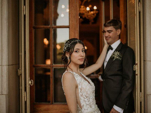 El casamiento de Christian y Madeleine en Lobos, Buenos Aires 62