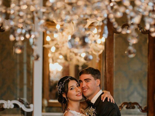El casamiento de Christian y Madeleine en Lobos, Buenos Aires 64