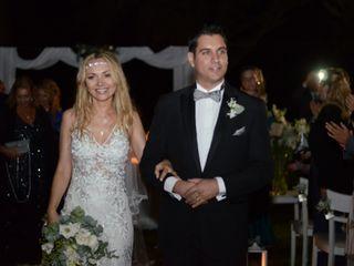El casamiento de María Fernanda y Matías