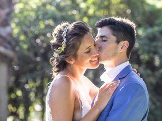 El casamiento de Yésica y Juan Pablo