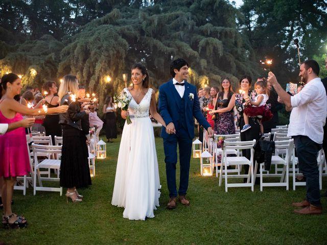 El casamiento de Luz y Cristian