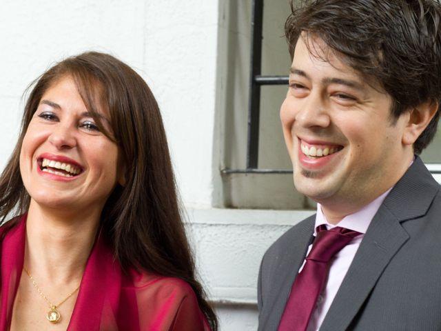 El casamiento de Andres y Analia en Belén de Escobar, Buenos Aires 2