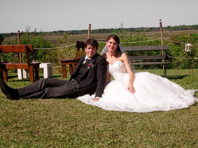 El casamiento de Andres y Analia en Belén de Escobar, Buenos Aires 58