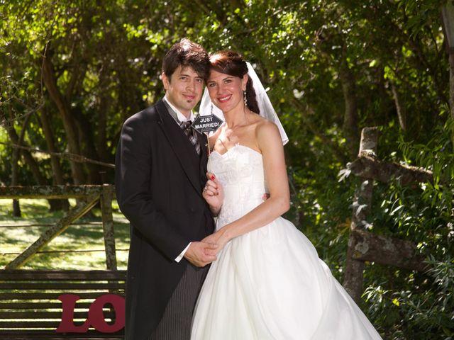 El casamiento de Analia y Andres