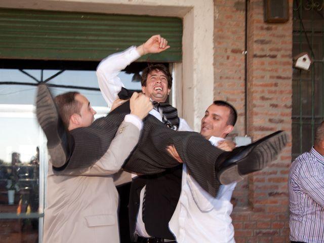 El casamiento de Andres y Analia en Belén de Escobar, Buenos Aires 66