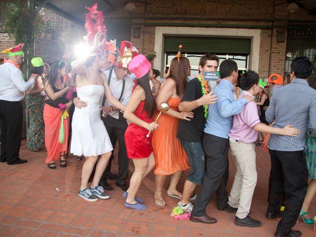 El casamiento de Andres y Analia en Belén de Escobar, Buenos Aires 92