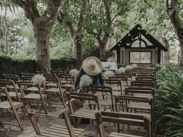 El casamiento de Julian y Stefania en Exaltacion de La Cruz, Buenos Aires 10