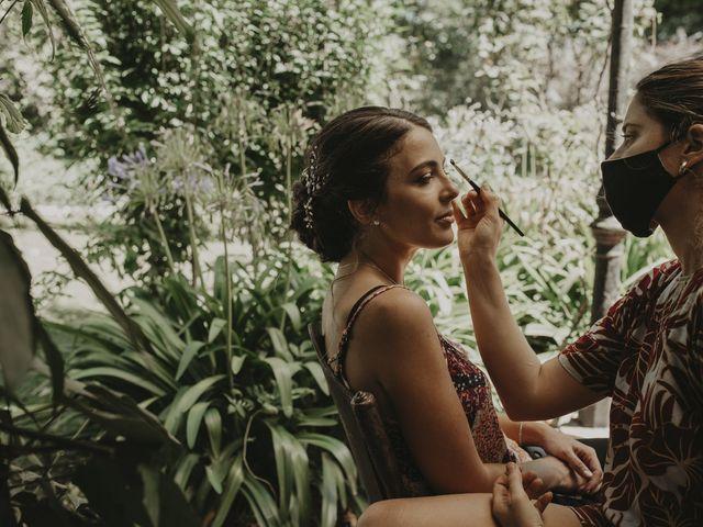 El casamiento de Julian y Stefania en Exaltacion de La Cruz, Buenos Aires 14