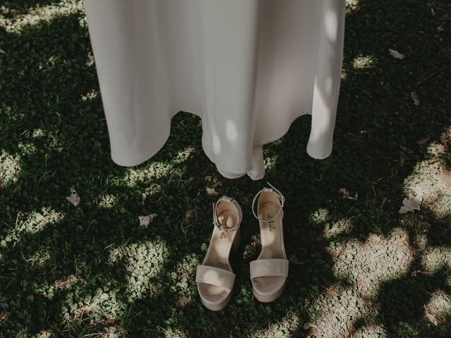 El casamiento de Julian y Stefania en Exaltacion de La Cruz, Buenos Aires 19
