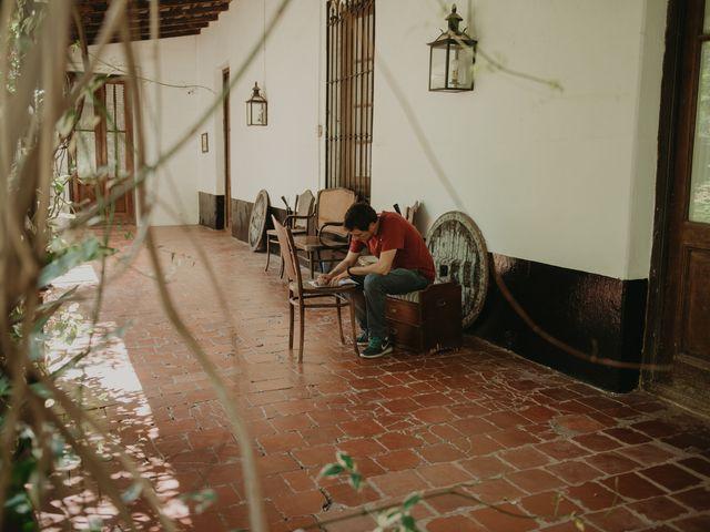 El casamiento de Julian y Stefania en Exaltacion de La Cruz, Buenos Aires 20