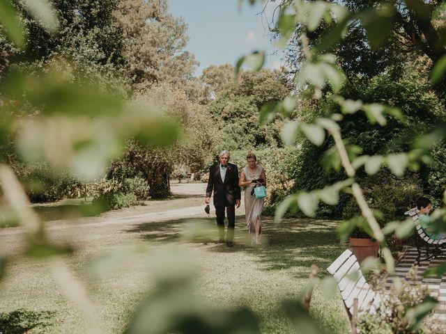 El casamiento de Julian y Stefania en Exaltacion de La Cruz, Buenos Aires 37