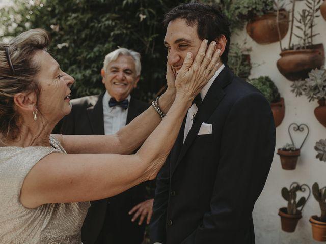 El casamiento de Julian y Stefania en Exaltacion de La Cruz, Buenos Aires 38