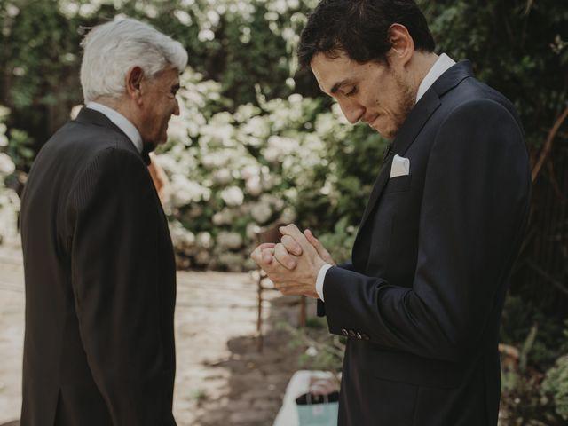 El casamiento de Julian y Stefania en Exaltacion de La Cruz, Buenos Aires 42