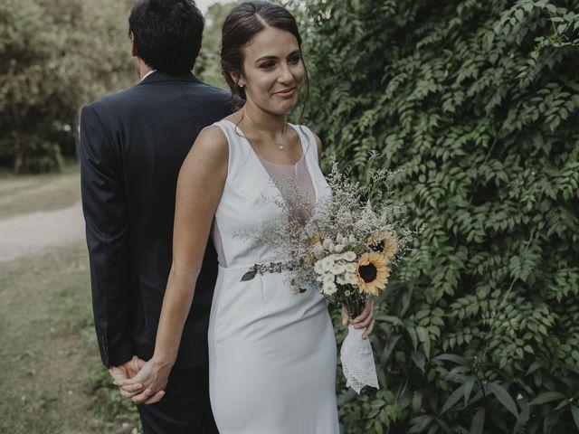 El casamiento de Julian y Stefania en Exaltacion de La Cruz, Buenos Aires 45