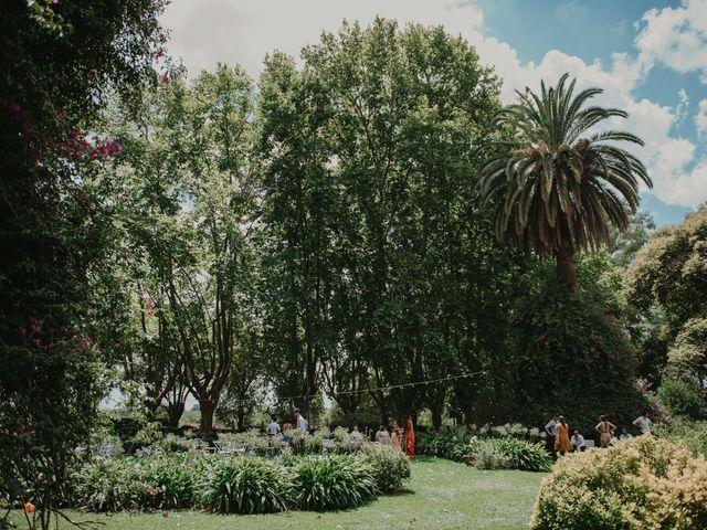 El casamiento de Julian y Stefania en Exaltacion de La Cruz, Buenos Aires 46