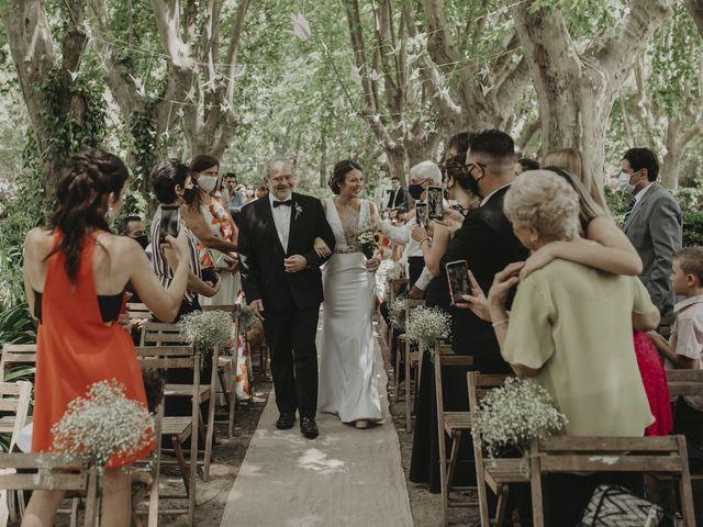 El casamiento de Julian y Stefania en Exaltacion de La Cruz, Buenos Aires 49