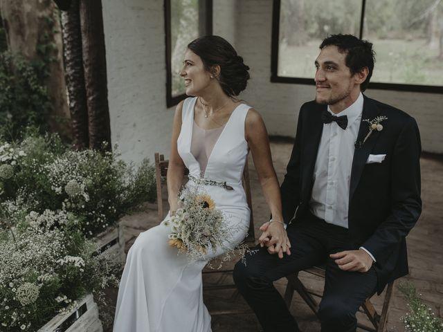 El casamiento de Julian y Stefania en Exaltacion de La Cruz, Buenos Aires 50