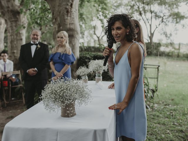 El casamiento de Julian y Stefania en Exaltacion de La Cruz, Buenos Aires 51