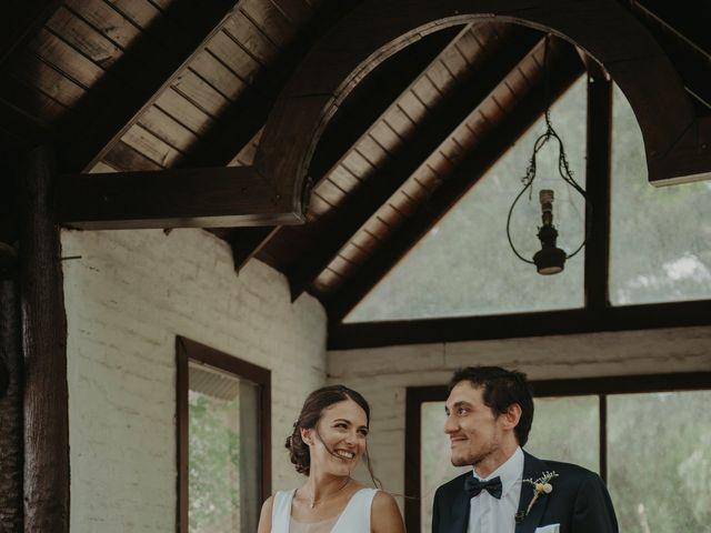 El casamiento de Julian y Stefania en Exaltacion de La Cruz, Buenos Aires 52