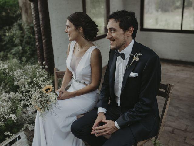 El casamiento de Julian y Stefania en Exaltacion de La Cruz, Buenos Aires 57