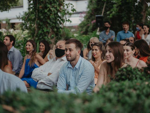El casamiento de Julian y Stefania en Exaltacion de La Cruz, Buenos Aires 59