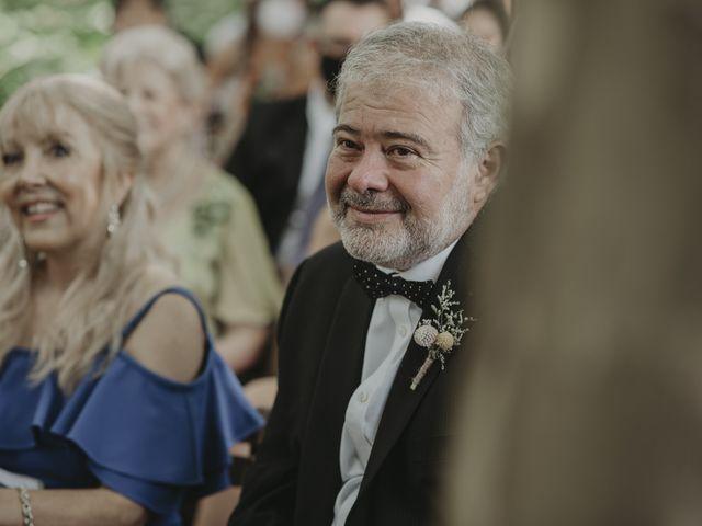 El casamiento de Julian y Stefania en Exaltacion de La Cruz, Buenos Aires 61