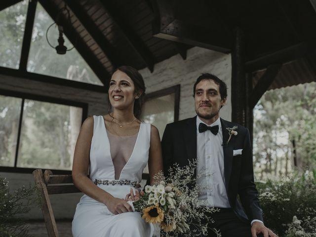 El casamiento de Julian y Stefania en Exaltacion de La Cruz, Buenos Aires 62