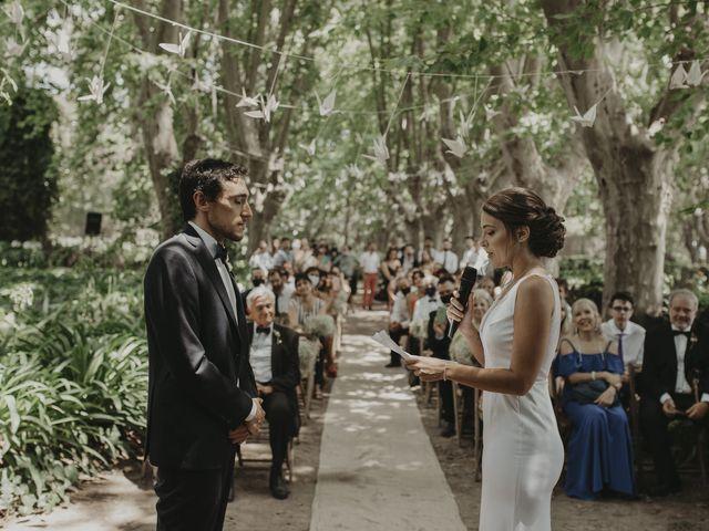 El casamiento de Julian y Stefania en Exaltacion de La Cruz, Buenos Aires 63