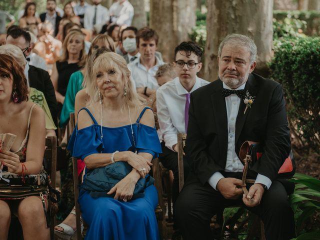 El casamiento de Julian y Stefania en Exaltacion de La Cruz, Buenos Aires 64