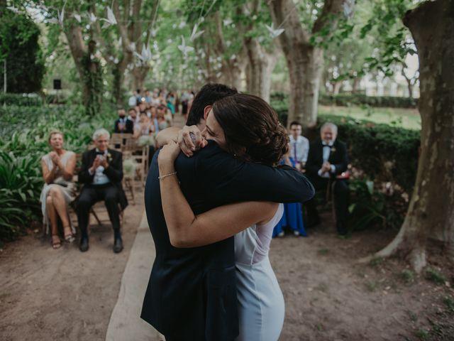 El casamiento de Julian y Stefania en Exaltacion de La Cruz, Buenos Aires 73
