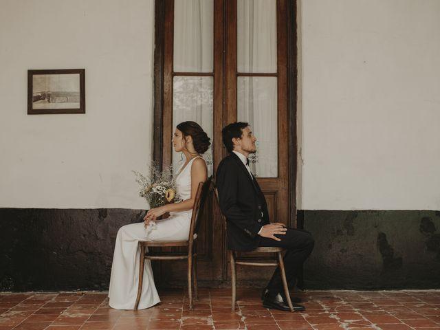 El casamiento de Julian y Stefania en Exaltacion de La Cruz, Buenos Aires 1