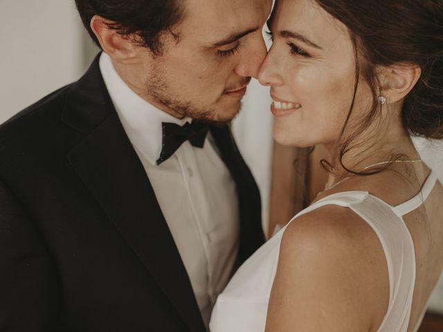 El casamiento de Stefania y Julian