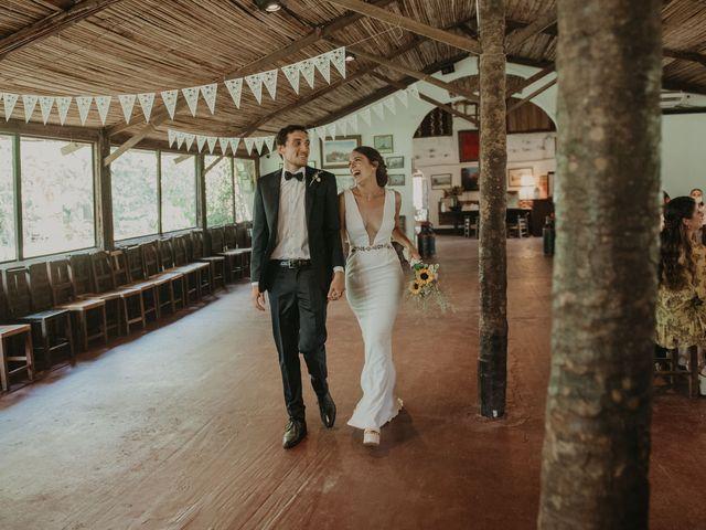 El casamiento de Julian y Stefania en Exaltacion de La Cruz, Buenos Aires 82