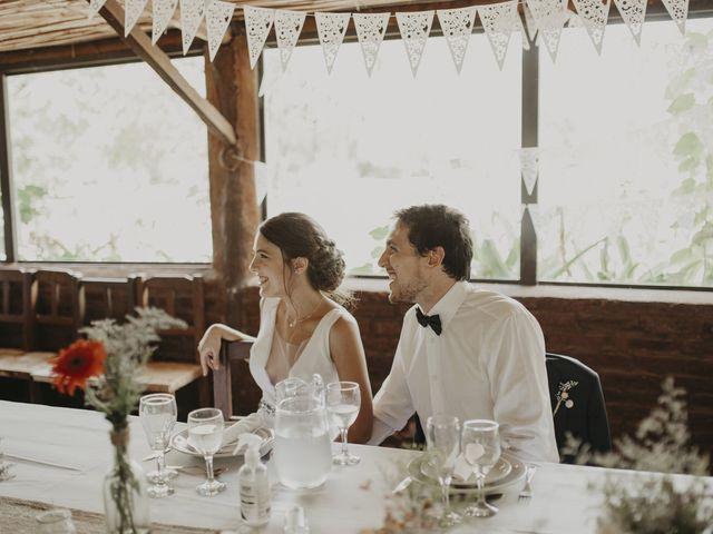 El casamiento de Julian y Stefania en Exaltacion de La Cruz, Buenos Aires 83