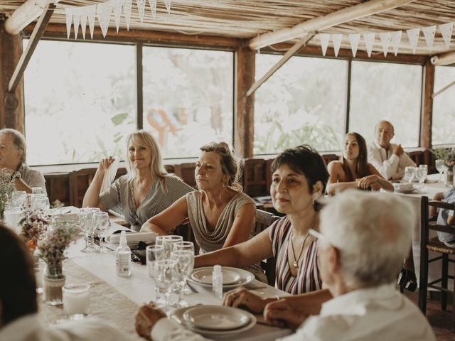 El casamiento de Julian y Stefania en Exaltacion de La Cruz, Buenos Aires 84