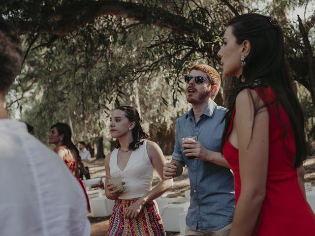 El casamiento de Julian y Stefania en Exaltacion de La Cruz, Buenos Aires 89
