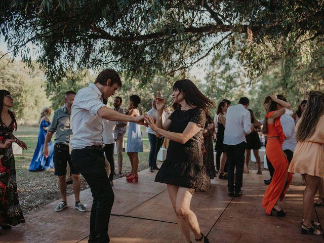 El casamiento de Julian y Stefania en Exaltacion de La Cruz, Buenos Aires 93
