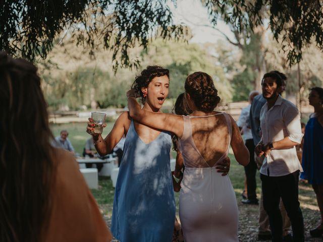 El casamiento de Julian y Stefania en Exaltacion de La Cruz, Buenos Aires 94