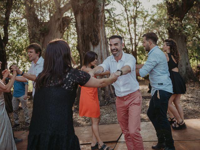 El casamiento de Julian y Stefania en Exaltacion de La Cruz, Buenos Aires 96