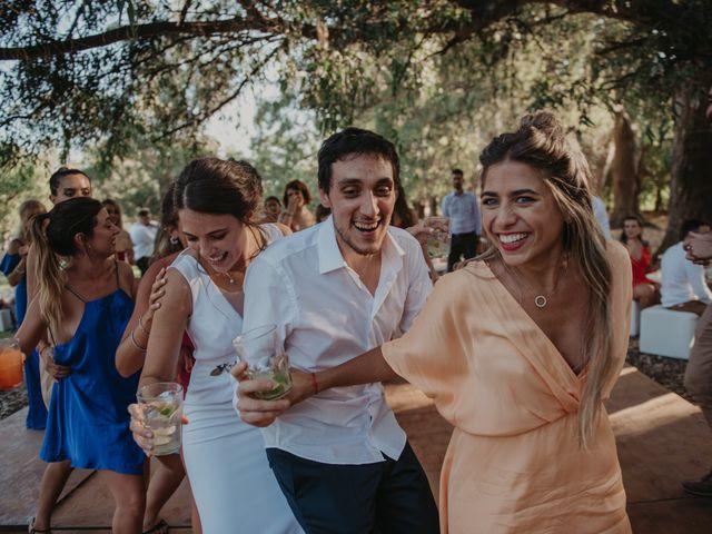 El casamiento de Julian y Stefania en Exaltacion de La Cruz, Buenos Aires 99